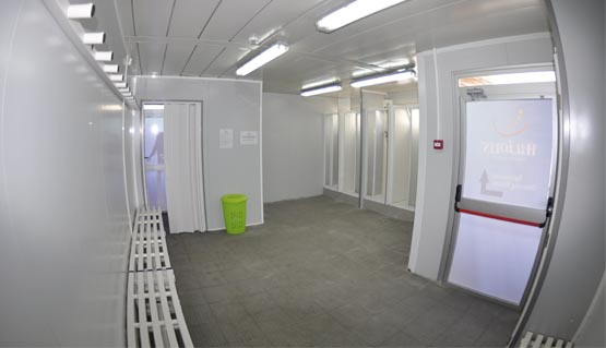 Male Changing Rooms - Sesimbra